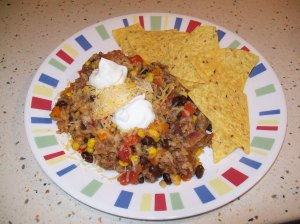Texas Skillet Dinner